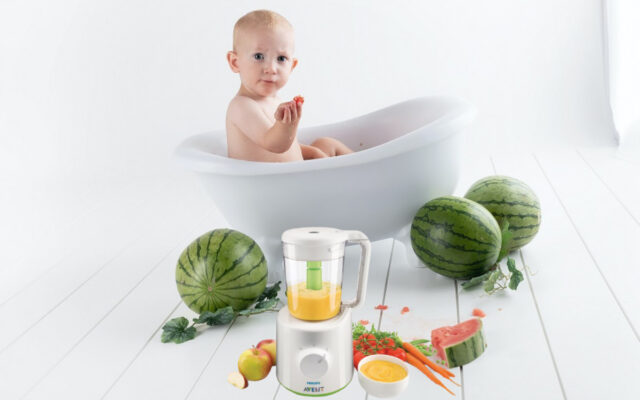 Best Blenders for Baby Food